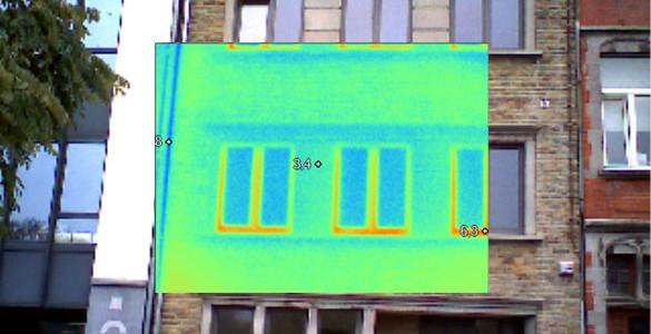Bastogne Contrôle Transformation Immeuble Appartements